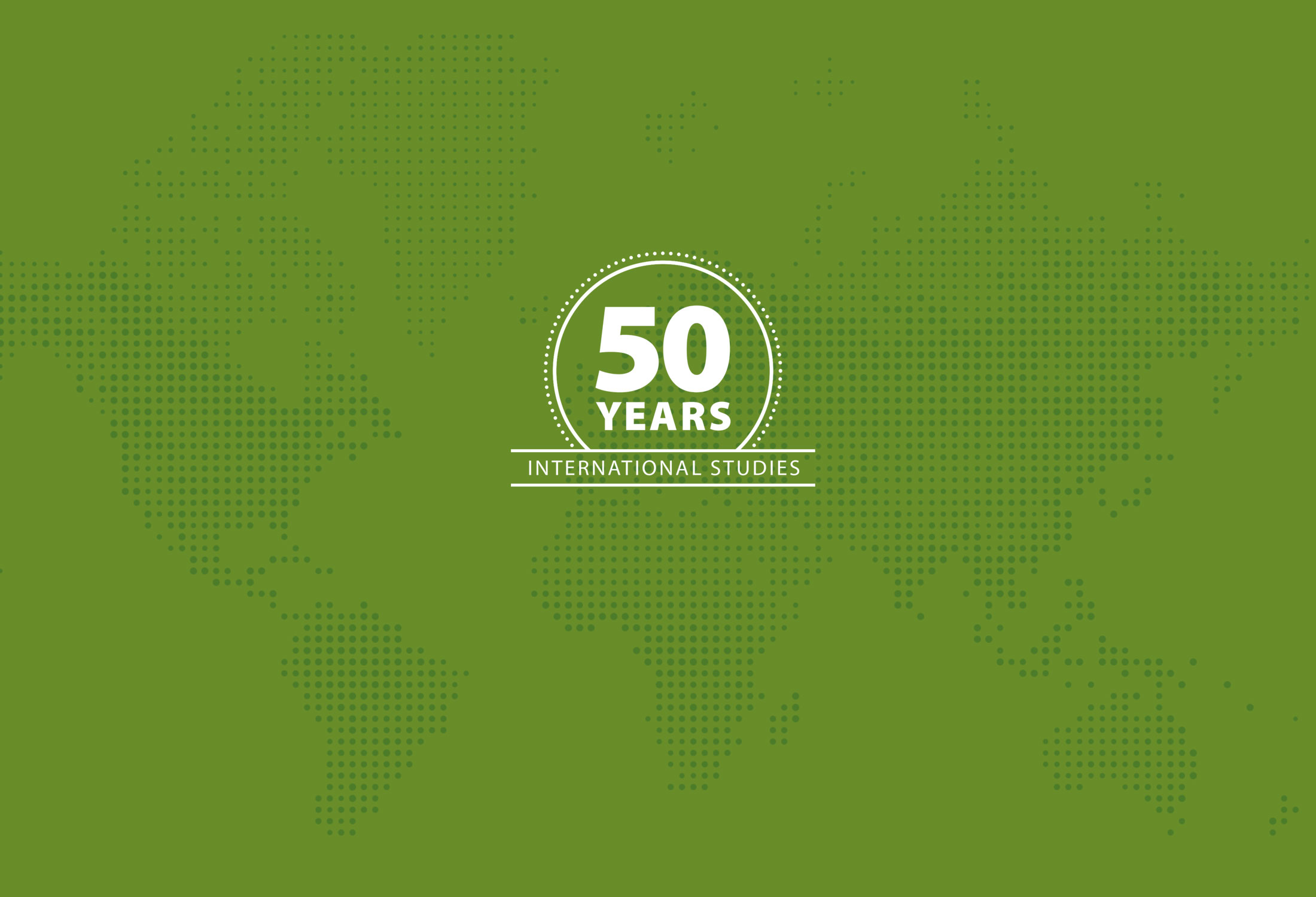 International Studies @ 50